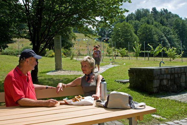 Gesundheitsfördernde Wirkung: Kneippen in Auerbach