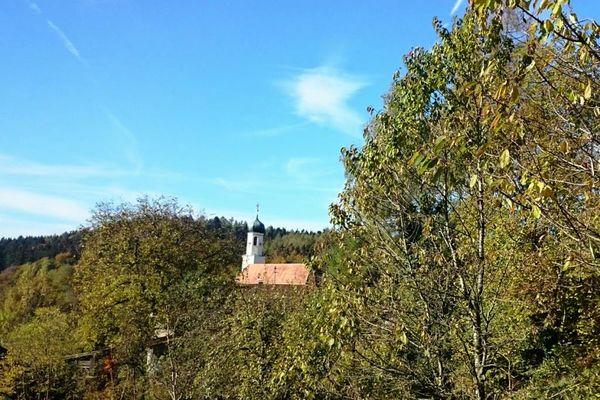 Filial- und Wallfahrtskirche St. Leonhard