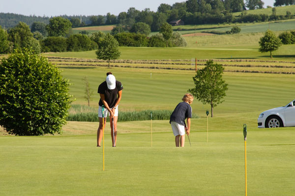 Attraktionen Bayerisches Golf Thermenland