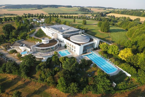 Kaiser-Therme in Bad Abbach