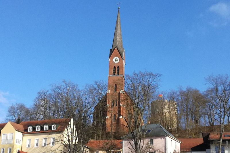 Pfarrkirche St. Nikolaus in Bad Abbach