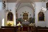 Altar in der Wallfahartskirche Frauenbründl bei Bad Abbach