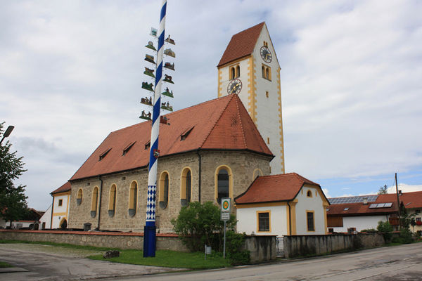 Filialkirche St. Margareta in Ellmosen