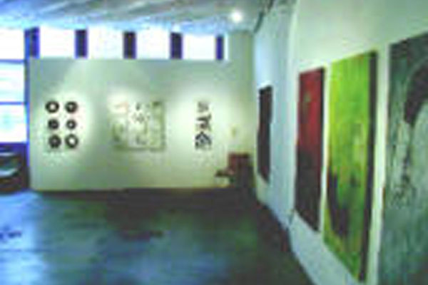Galerie im alten Feuerwehrgerätehaus in Bad Aibling.