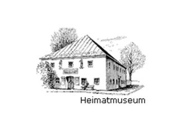 Skizze des Heimatmuseums Bad Aibling.