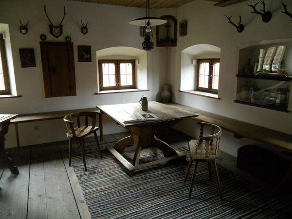 Leibl Stube im Heimatmuseum Bad Aibling