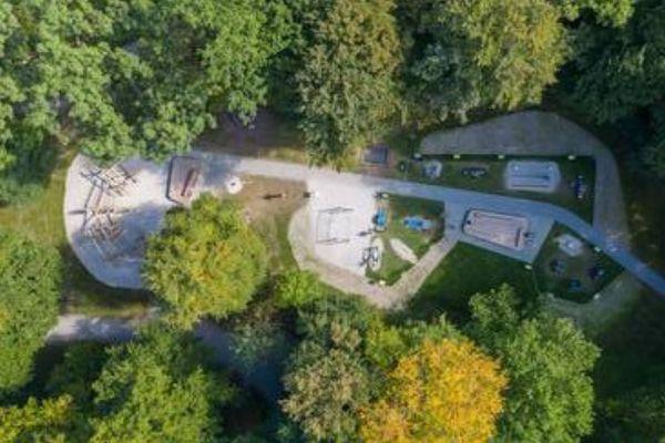Mehrgenerationen-Park im Kurpark Bad Aibling