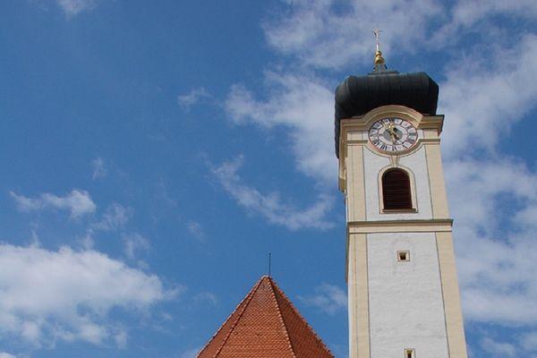 Kirche Ostseite