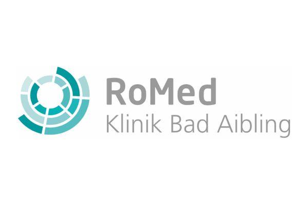 Offizielles Logo der RoMed Klinik Bad Aibling.