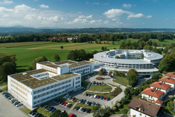 Schön Klinik Bad Aibling Harthausen