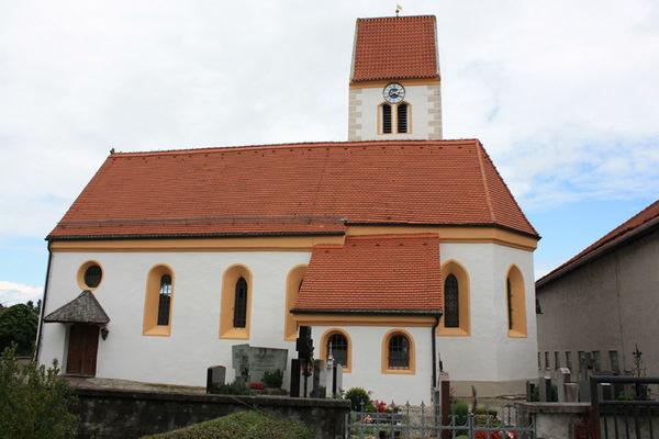 St. Vitus Kirche Mietraching