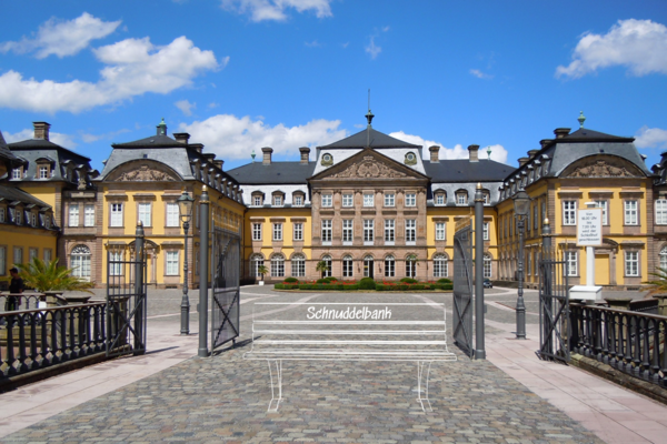 Schnuddelbank in Bad Arolsen
