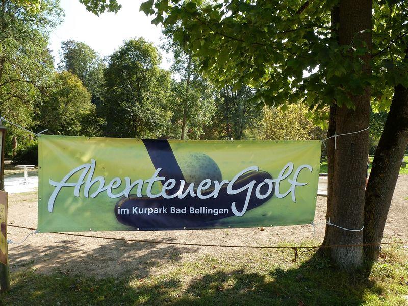 Plakat AbenteuerGolf
