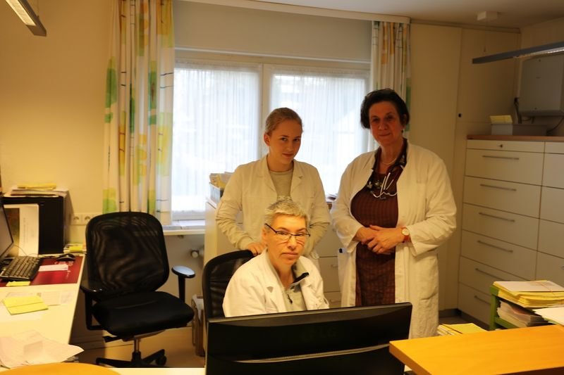 Arztpraxis Barbara Hoffmann-Hotz
