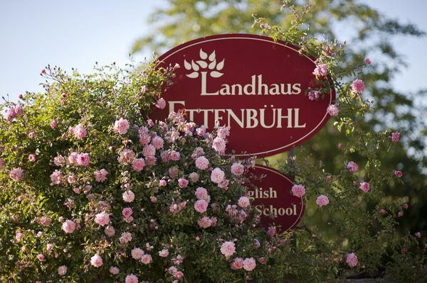 Landhaus Ettenbühl Schild
