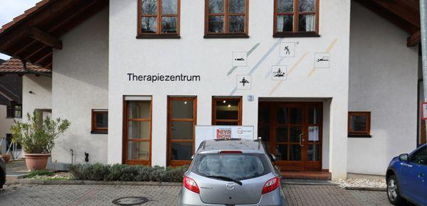 Therapiezentrum Außenansicht