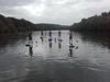 Stand Up Paddling Gruppe