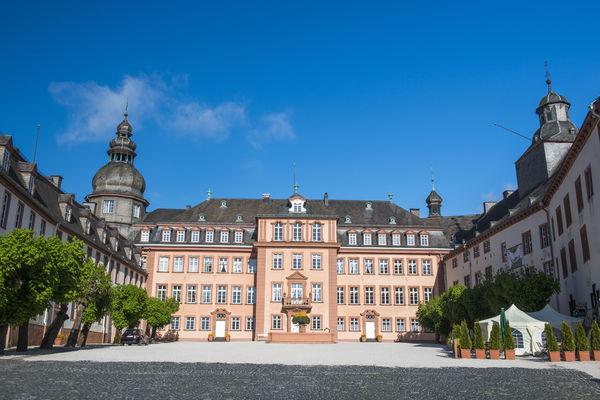Schloss in Bad Berleburg