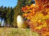 Das Goldene Ei - WaldSkulpturenWeg
