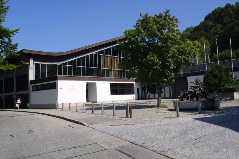 Eissporthalle Dingolfing Bad Birnbach