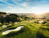 Luftbild vom Bella Vista Golfpark