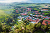 Bad Birnbach mit Rottal Terme aus der Luft