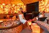 Salzsteingrotte in der Saunawelt der Rottal Terme