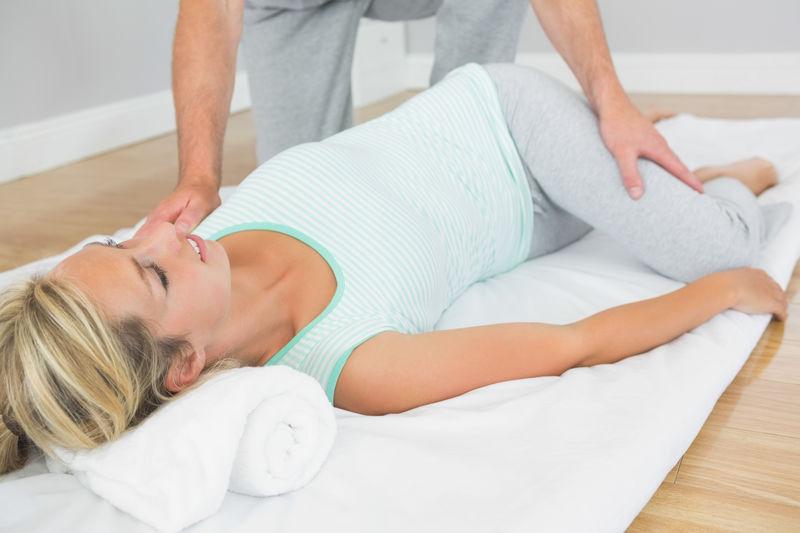 Massage in der Rottal Terme