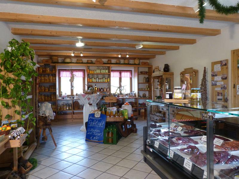 Der Hofladen vom Giglerhof