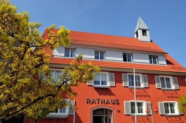 Rathaus in Bad Boll