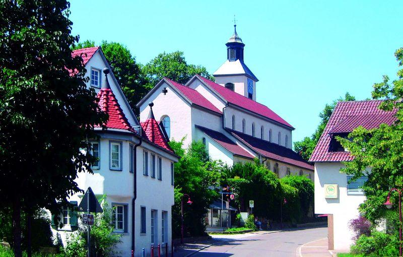 Evangelische Stiftskirche Sankt Cyriakus