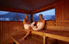 Vinzenz Therme in Bad Ditzenbach, Sauna genießen