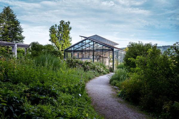Orangerie im Kurpark Bad Endorf