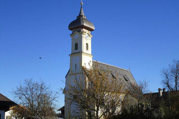 Filialkirche St. Sixtus und St. Laurentius in Wiechs