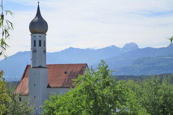 Pfarrkirche St. Korbinian