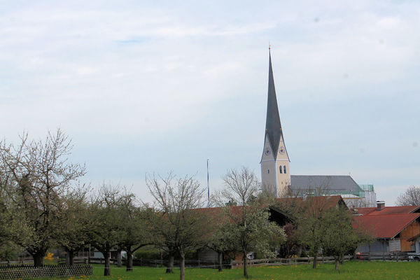Pfarrkirche St. Martin in Au