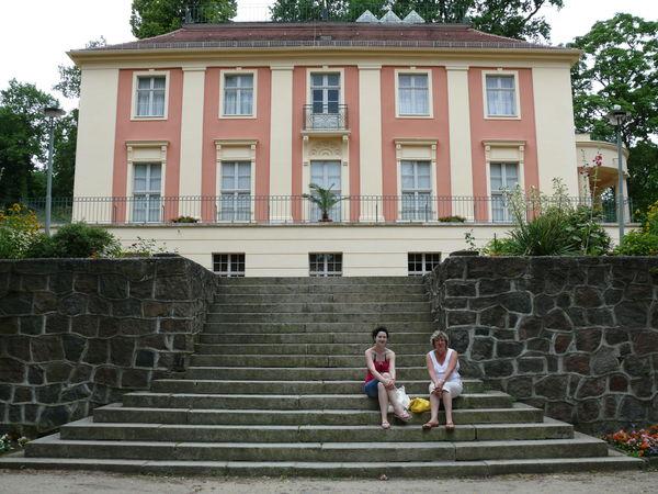 Schloss Bad Freienwalde, Foto: Ziesig
