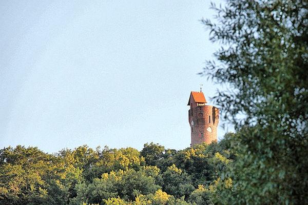 Bismarckturm, Foto: Bad Freienwalde Tourismus GmbH