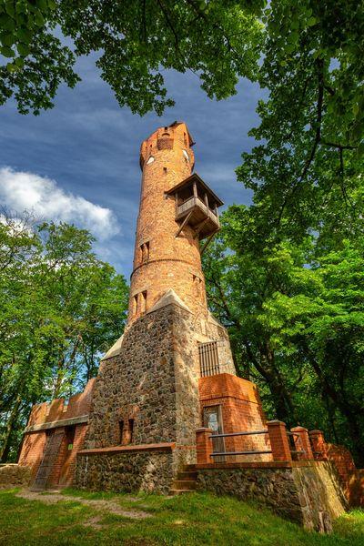 Bismarckturm, Foto: Seenland Oder-Spree e.V./Florian Läufer