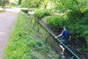 Kneippstrecke am Gesundheitsweg, Foto: Bad Freienwalde Tourismus GmbH