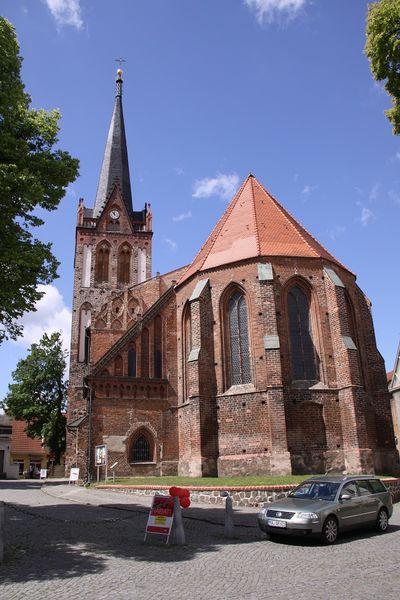 Kirche St. Nikolai, Foto: Tourismusverband SOS
