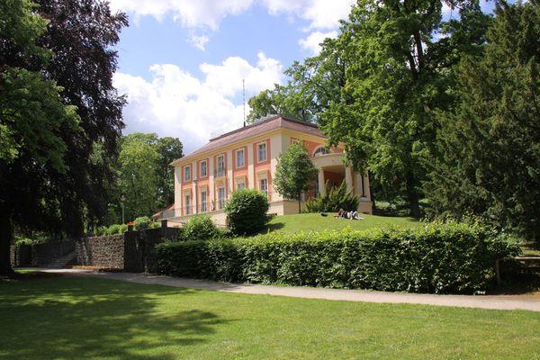 Schloss Freienwalde, Foto Michael Schön