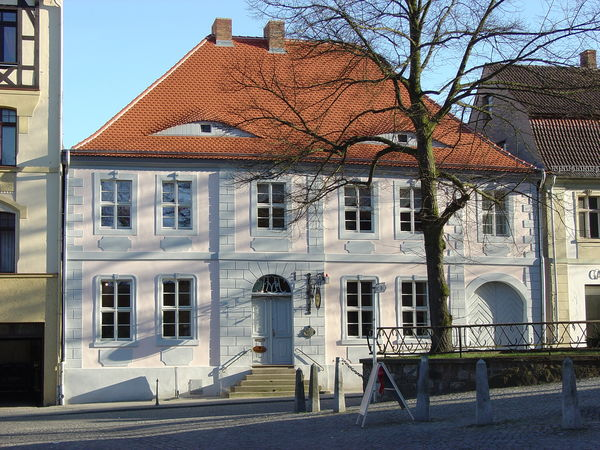 Oderlandmuseum Bad Freienwalde, Foto: Dr. Schook