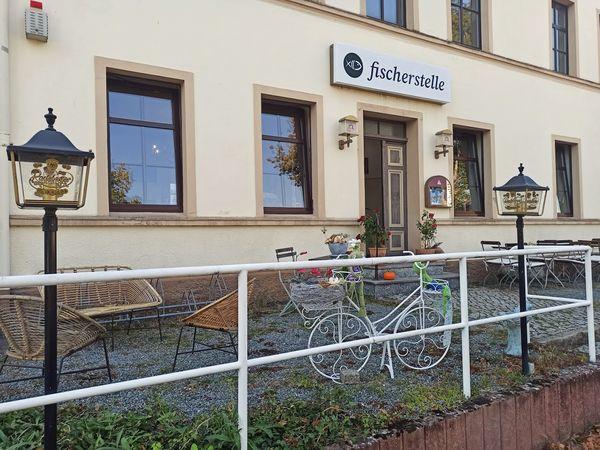 Fischerstelle Hohensaaten außen, Foto: Christina Bohin