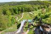 Skisprungschanze Bad Freienwalde, Foto: TMB Fotoarchiv/Steffen Lehmann