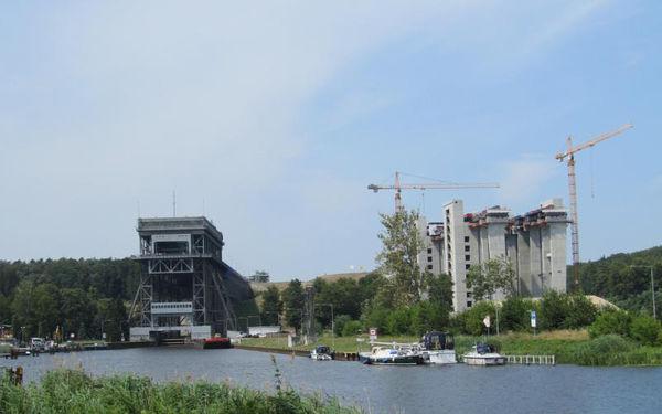 Schiffshebewerk Niederfinow, Foto: Tourismusverband Seenland Oder-Spree e.V.