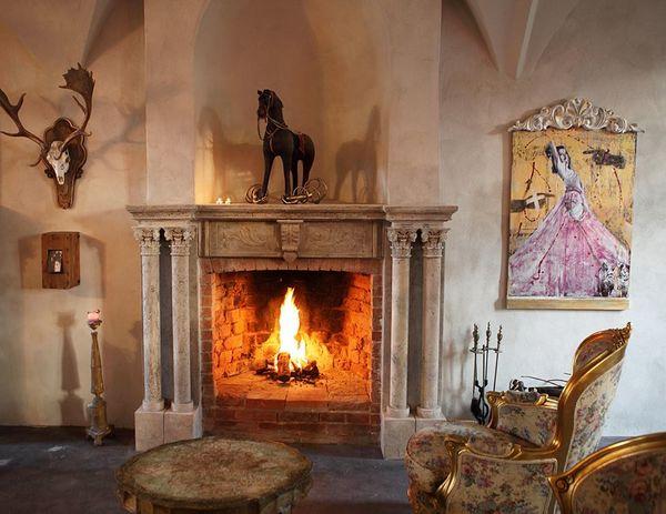 Schloss Neuenhagen Rittersaal, Foto: Christina Bohin