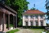 Bad Freienwalde Schloss mit Teehäuschen, Foto: Seenland Oder-Spree