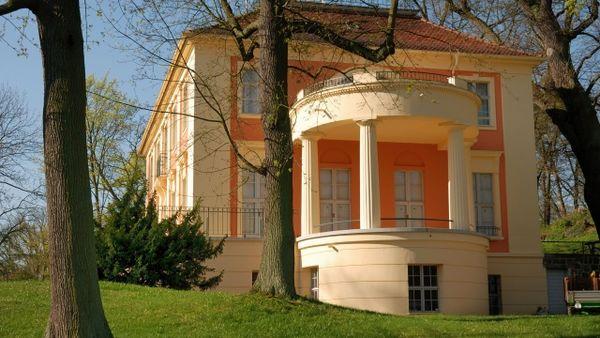 Schloss Freienwalde - Preußisches Königsschloss und Walther-Rathenau-Gedenkstätte, Foto: Reinhard Schmook