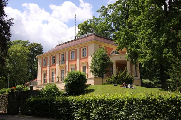 Schloss Bad Freienwalde, Foto: Michael Schön